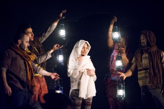 The Arabian Nights at the Tricycle Theatre