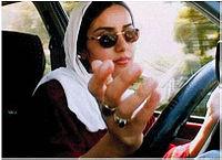 """scene from kiarostami's """"ten"""""""