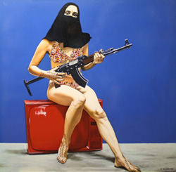 chicks with guns (virgins in paradise 2) by christopher slack