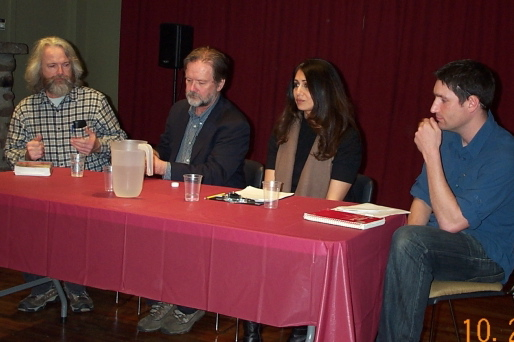 Panelists Discuss Antiwar Movement Then and Now