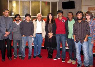 screening of TMIK at hamilton college - november 10, 2010