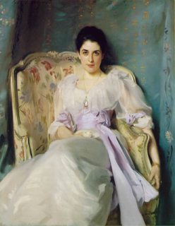 John Singer Sargent's Lady Agnew of Lochnaw, 1892-93