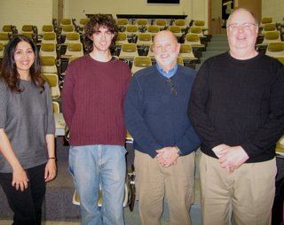 screening of TMIK at roberts wesleyan college