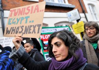 don't minimize the egyptian revolution