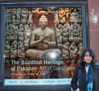 mara ahmed - gandhara art in ny