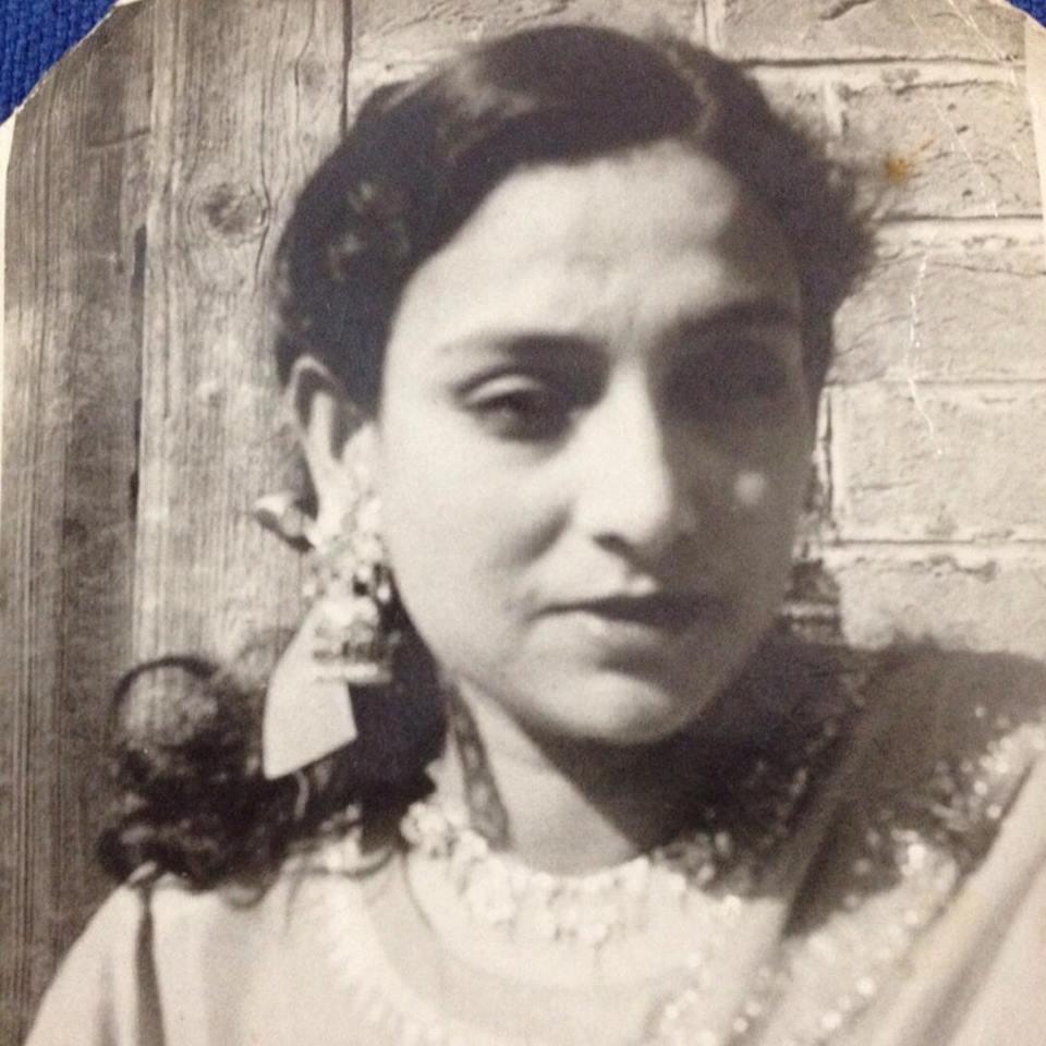 my aunt farhat razi (1928-2014)