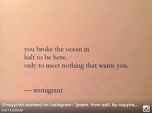 poem by nayyirah waheed