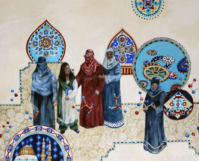 Five Women by Heather Layton